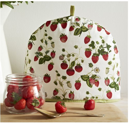 Ulster Weavers RHS Strawberry Tea Cosy by Ulster Weavers (Image #1)