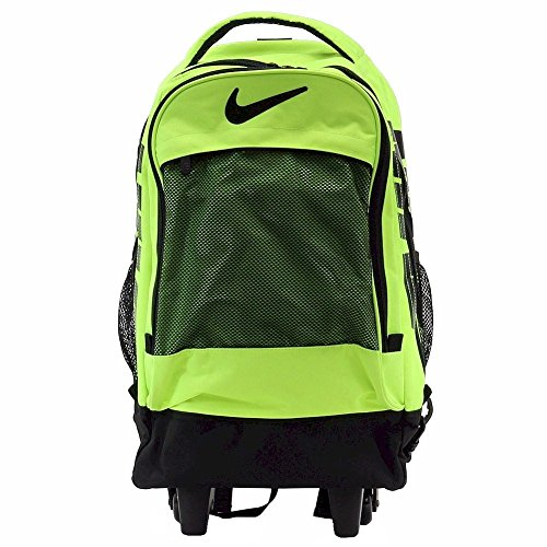 Nike Swoosh Rolling Backpack - Volt
