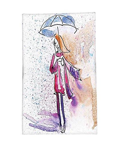 Zebra Print Umbrella Stroller - 8