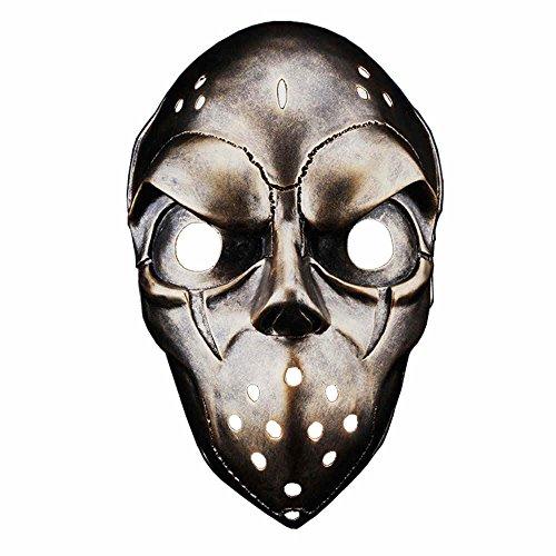 80bb1f85d82 Halloween Resin Mask Korean Online Street Hockey Game Slapshot Underground  Mask Ice Hockey Mask