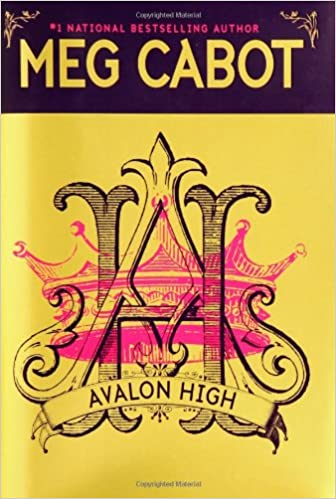 Avalon High Book