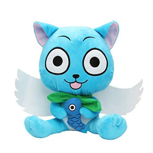 Fairy Tail Happy Cat 10