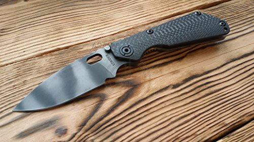 CNG. Custom scales for STRIDER SNG. Model- CC. Carbonfiber. (Knife not included) by aramisknives