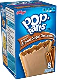 Kellogg's Pop-Tarts Frosted Brown Sugar Cinnamon, 397gr