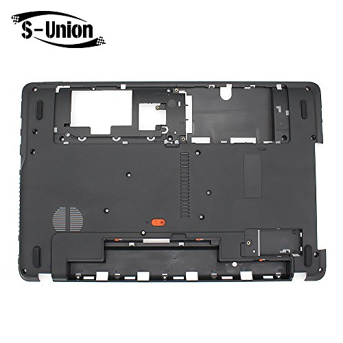 Bottom Base Cover - Generic Replacement Laptop Bottom Base Case Cover For GATEWAY NE51B NE56R NE56R34U NE56R31U-US / Acer E1-521 E1-531 E1-571 / Packard Bell EasyNote TS11HR TS11SB TS13HR PN:AP0NN000100 60.M09N2.002