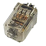 KRP-14AG-120 Potter and Brumfield 5945008397511 RELAY, MONOSTABLE MAGNETIC COIL SYSTEM, 10 A, 120 VAC, 3 FORM C, 3PDT, 3 C/O
