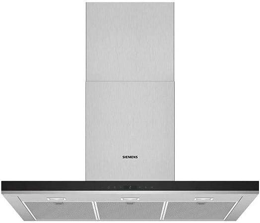 Siemens iQ500 LC97BHP50 - Campana (718 m³/h, Canalizado/Recirculación, A, A, B, 55 dB): 351.19: Amazon.es: Hogar