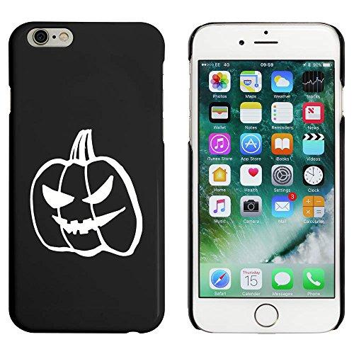 Noir 'Halloween Citrouille' étui / housse pour iPhone 6 & 6s (MC00088792)