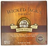 Wicked Jack's Tavern Jamaican Rum Cake, Chocolate, 20-Ounce Boxes (Pack of 2)