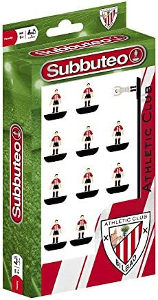 Subbuteo - Team Box, Athletic Club de Bilbao (Eleven Force 81106 ...
