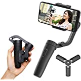 FeiyuTech VLOGpocket 3 Axis Smartphone Gimbal Handheld Stabilizer Vlog YouTube TIK Tok Live Video Fits iPhone SE 11 Pro…