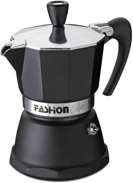 GAT Italy Fashion - Cafetera Italiana para café con 9 Tazas ...
