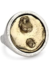 Low Luv by Erin Wasson Coin Ring