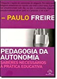 capa de Pedagogia da Autonomia
