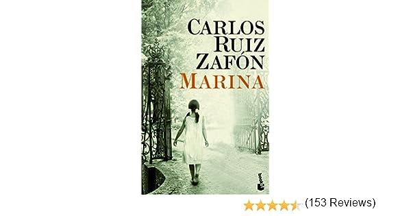 Marina (Biblioteca Carlos Ruiz Zafón): Amazon.es: Ruiz Zafón ...