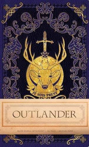 Outlander Hardcover Ruled Journal