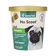 NaturVet Advance Probiotic and Enzyme Soft Chew 70 Count