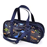 Kids paint set Sakura Color discovery of case on style! Explore! Dinosaur continent (navy) made in Japan N2108710 (japan import)