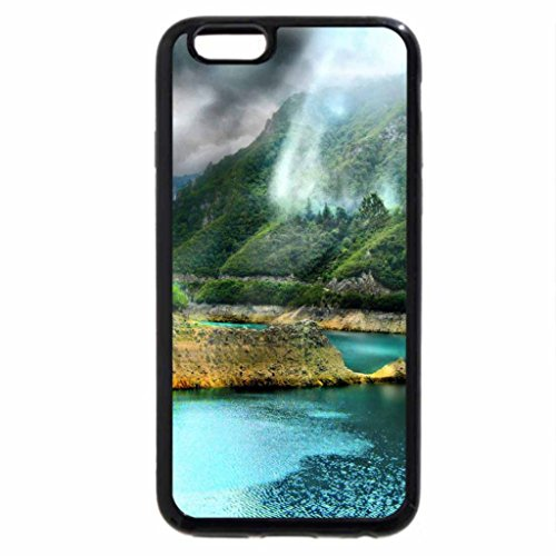iPhone 6S / iPhone 6 Case (Black) Piva Canyon
