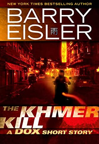 book cover of The Khmer Kill