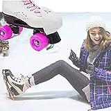 Broadsheet 4 Pcs Roller Skate Toe Guards, Leather