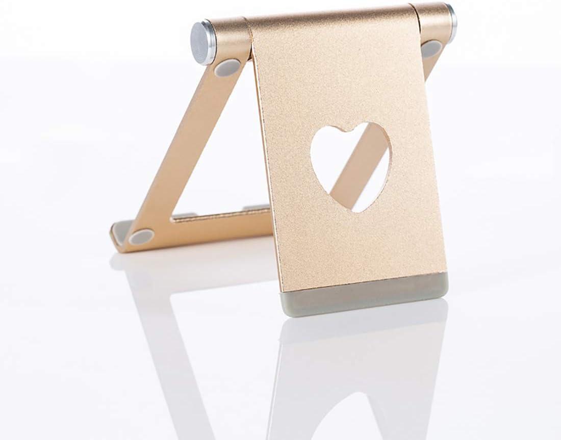 Adjustable Cell Phone Stand Tablet Stand Desktop Phone Holder Cradle Dock Compatible All Phones