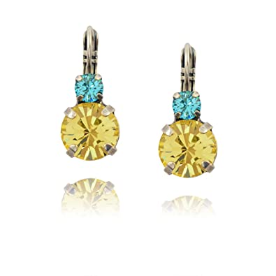 bab85ad2f Amazon.com  Mariana St Barths Drop Earrings