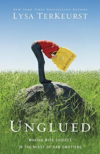 Read Unglued: Making Wise Choices in the Midst of Raw Emotions online book  by Lysa TerKeurst. Full supports all version of your device, includes PDF,  ...