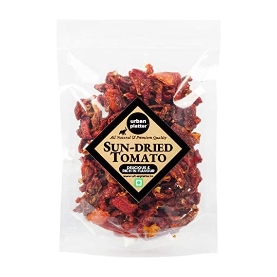Urban Platter Sun Dried Tomato, 200G / 7oz [All Natural, High Fiber, Antioxidant]