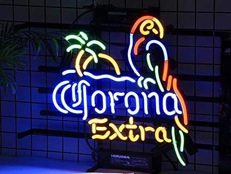 Novelty Gift Man Cave Vintage Retro Metal Sign Plaque Jorona Extra Neon Print