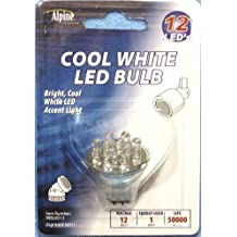 Alpine RBSLED12 LED Replacement Bulb Cool White GU5 Base MR11