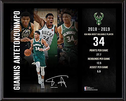 Giannis Antetokounmpo Milwaukee Bucks 12