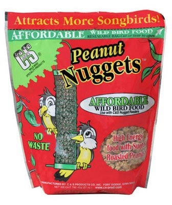 (C & S Products 06105 Nugget, Peanut Flavored, 27-oz. - Quantity 6)