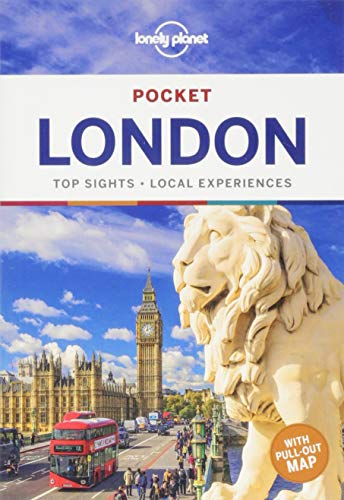 - Lonely Planet Pocket London (Travel Guide)