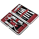 Manicure Pedicure Set Of 10 Pieces