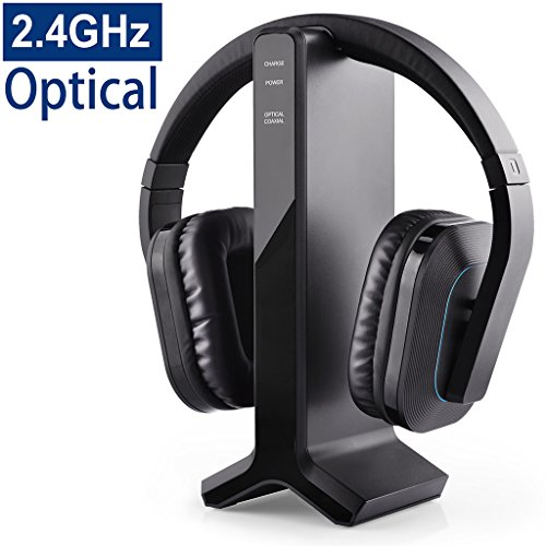 Top 9 Long Range Wireless Tv Headphones