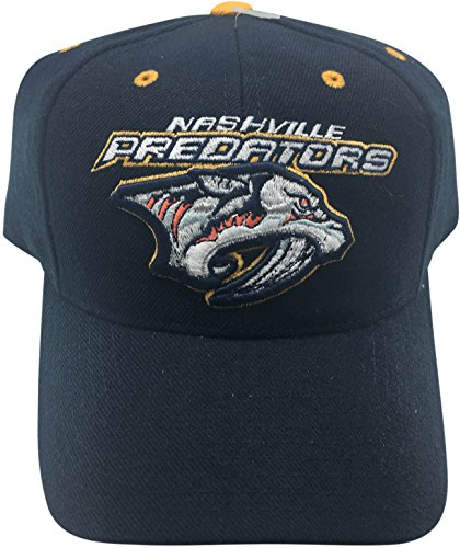 NHL Nashville Predators Adjustable Hat – DiZiSports Store