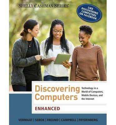 [(Enhanced Discovering Computers )] [Author: Misty Vermaat] [Apr-2014]