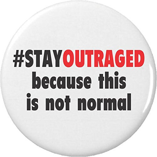 (#StayOutraged because this is not normal 1.25