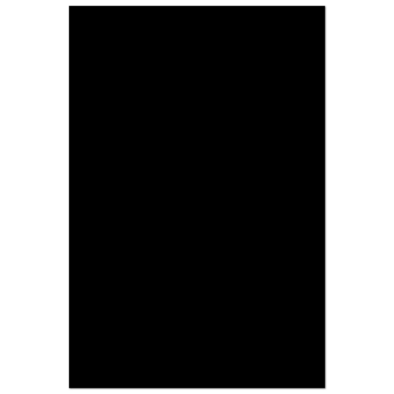 B REFLECTIVE, Lot de 2 Feuille Autocollant r/étro r/éfl/échissant /à d/écouper, Visibilit/é de Nuit, Adh/ésif Universel de signalisation Casque Moto//Scooter//V/élo//Poussette, 20 x 30 cm, Noir