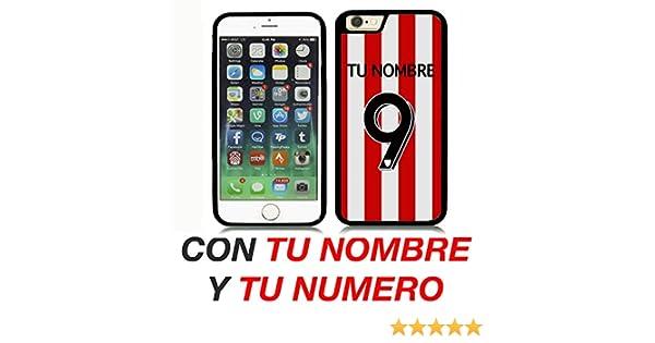 ATHLETIC DE BILBAO CARCASA PERSONALIZADA IPHONE 6 PLUS 5.5 ...