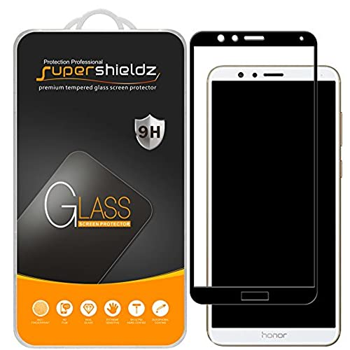 ee9b850043b [2-Pack] Supershieldz for Huawei Mate SE Tempered Glass Screen Protector, [