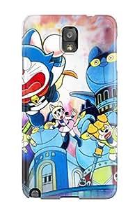 New EWMxSyz2468dSaFr Doraemon Skin Case Cover Shatterproof Case For Galaxy Note 3