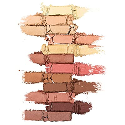L'Oréal Paris Paradise Enchanted Scented Eyeshadow Palette, 0.25 fl. oz.