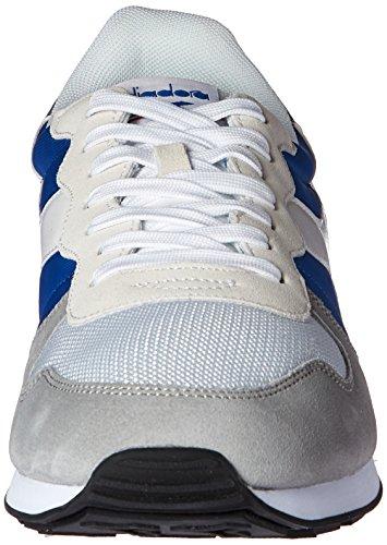 Diadora adulto grigio Pioggia Nautico Basse Camaro Unisex Blu Scarpe Sportive r8WSqrXBwx