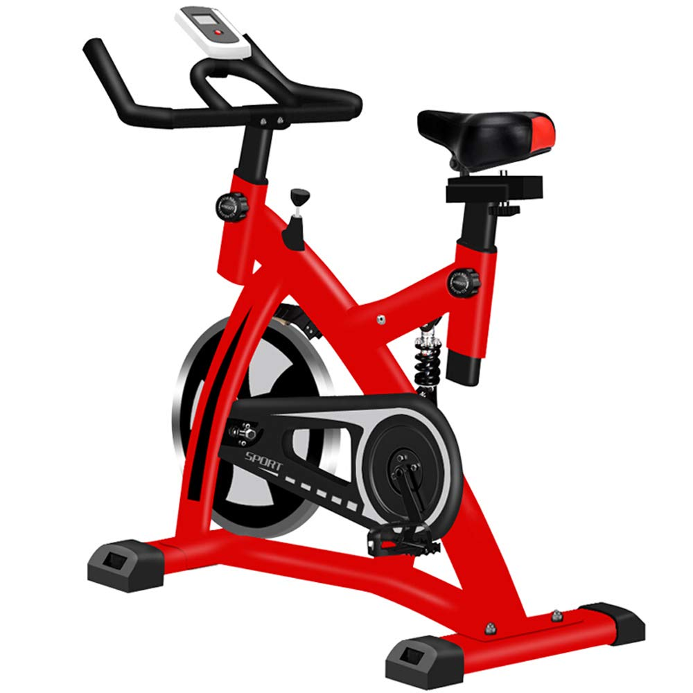B Home Mute Indoor Exercise Bike Body Fitness Exercise Equipment Bicycle 3 color Optional