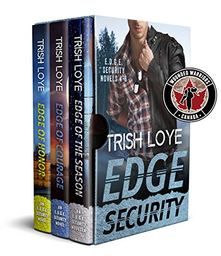 Edge Security Box Set: Novels 4-6 (Edge Security Series)