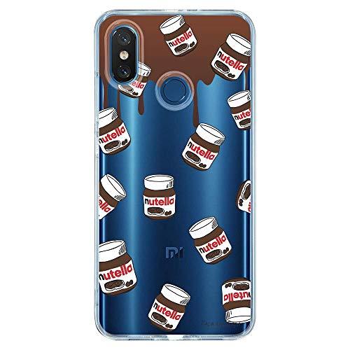 Capa Personalizada Xiaomi Mi 8 - Nutella - TP109