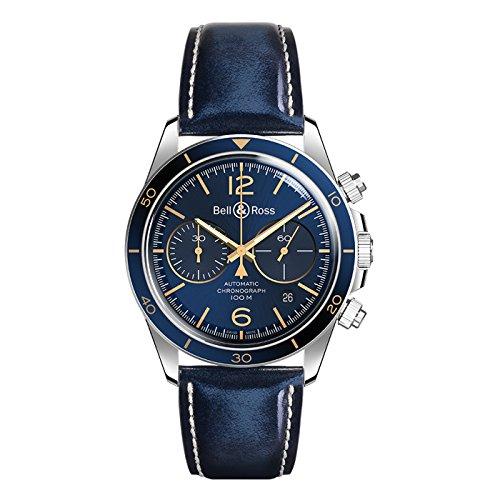 Bell-Ross-BR-V2-94-Aeronavale-Chronograph-Mens-Watch-BRV294-BU-G-STSCA