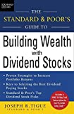 img - for The Standard & Poor's Guide to Building Wealth with Dividend Stocks by Tigue, Joseph 1st edition (2006) Hardcover book / textbook / text book